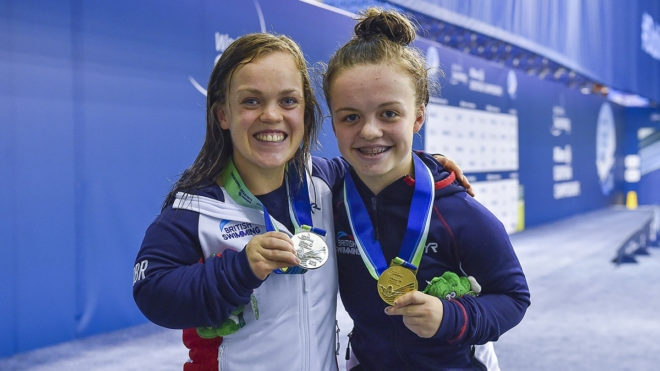 Summers-Newton shatters her own world record to take Dublin gold