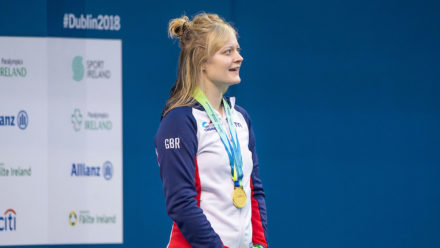Hannah Russell and Alice Tai win European golds