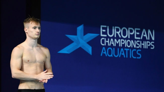 Jack Laugher named European diver of the year for 2018