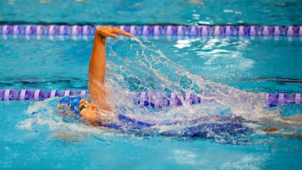 Freeman holds off late challenge to take Swim England National Summer Meet gold