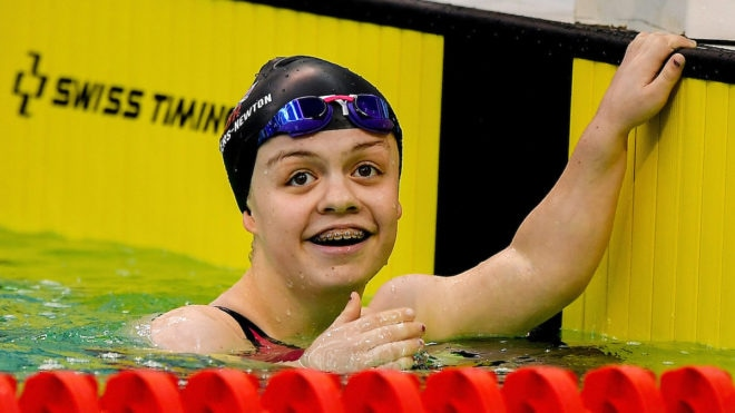 Teenager Maisie Summers-Newton shortlisted for award