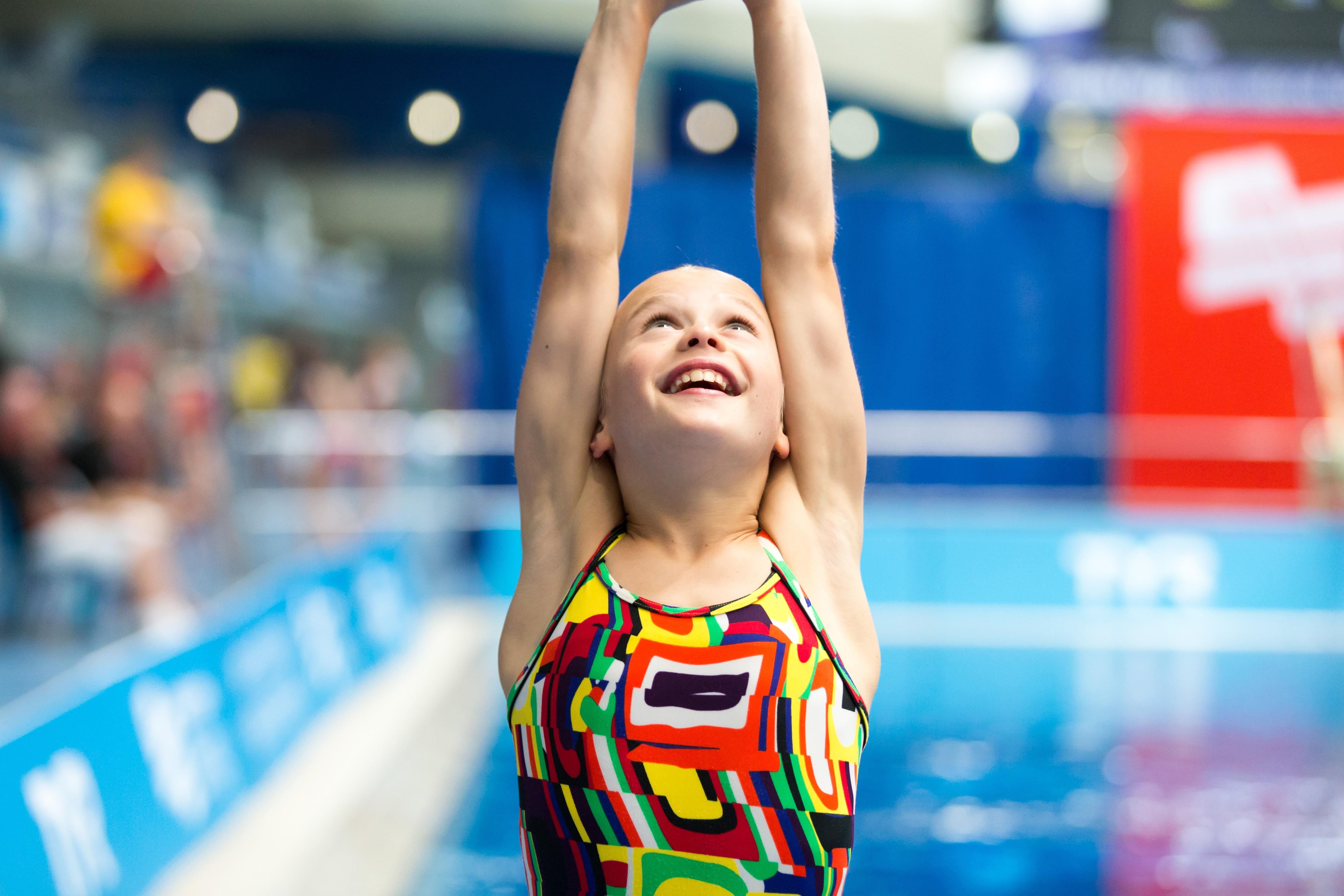 Swim England Aquatic Skills Framework Stages 8-10 Diving