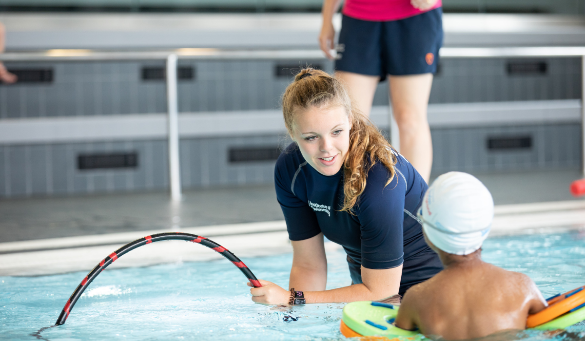 Swim England Level 1 Swimming Assistant (Teaching)
