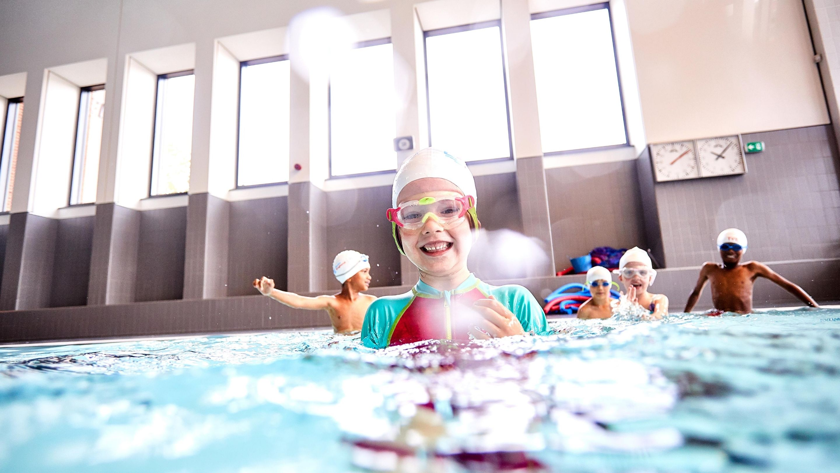 Delivering the Learn to Swim Programme using a Fun Approach