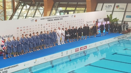 Great Britain seal top 10 finish at Women's European U19 Championships