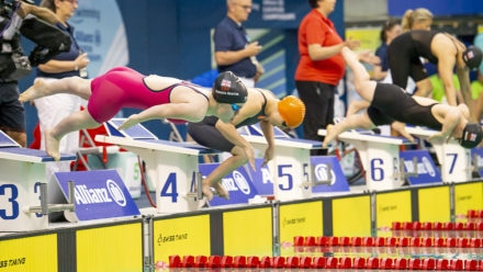 Book your place at the National Para-Swimming Championships