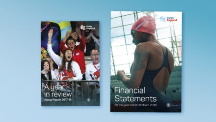 Our progress towards a nation swimming:  Annual Report 2017-18