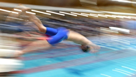 Swim England puts plans in place to ensure deaf swimmers compete on equal terms