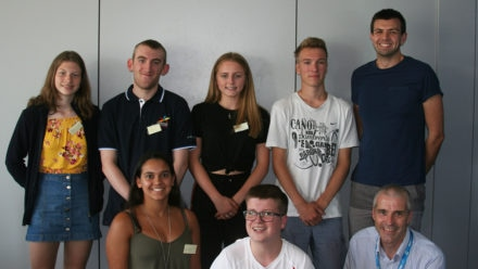 Swim England recruiting for Youth Advisory Panel Members
