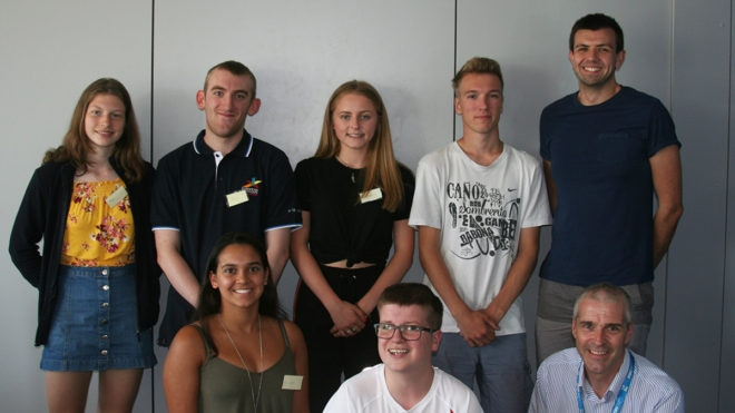 recruiting for Youth Advisory Panel