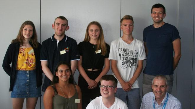 Swim England recruiting for Youth Advisory Panel Members