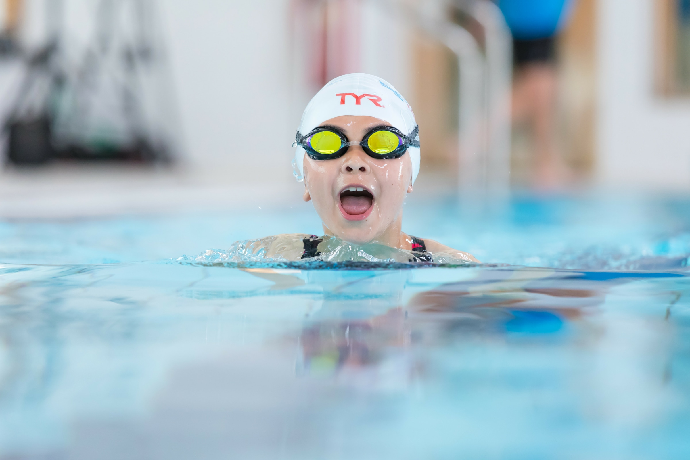Improving Breaststroke