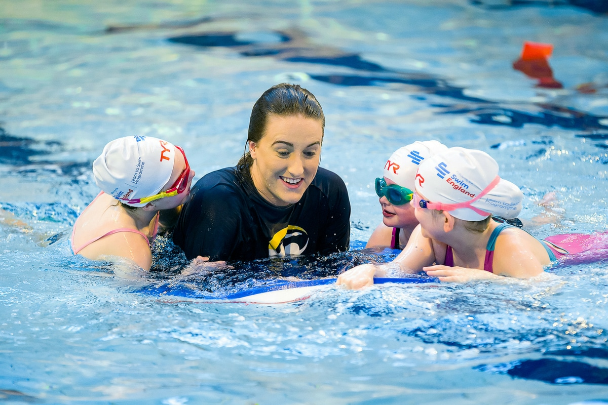 Integrating Autistic Children into Mainstream Swimming Lessons