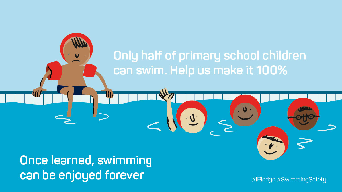 Swimming Safety Pledge