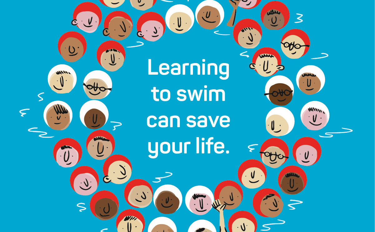 Swimming Safety Pledge - Instagram