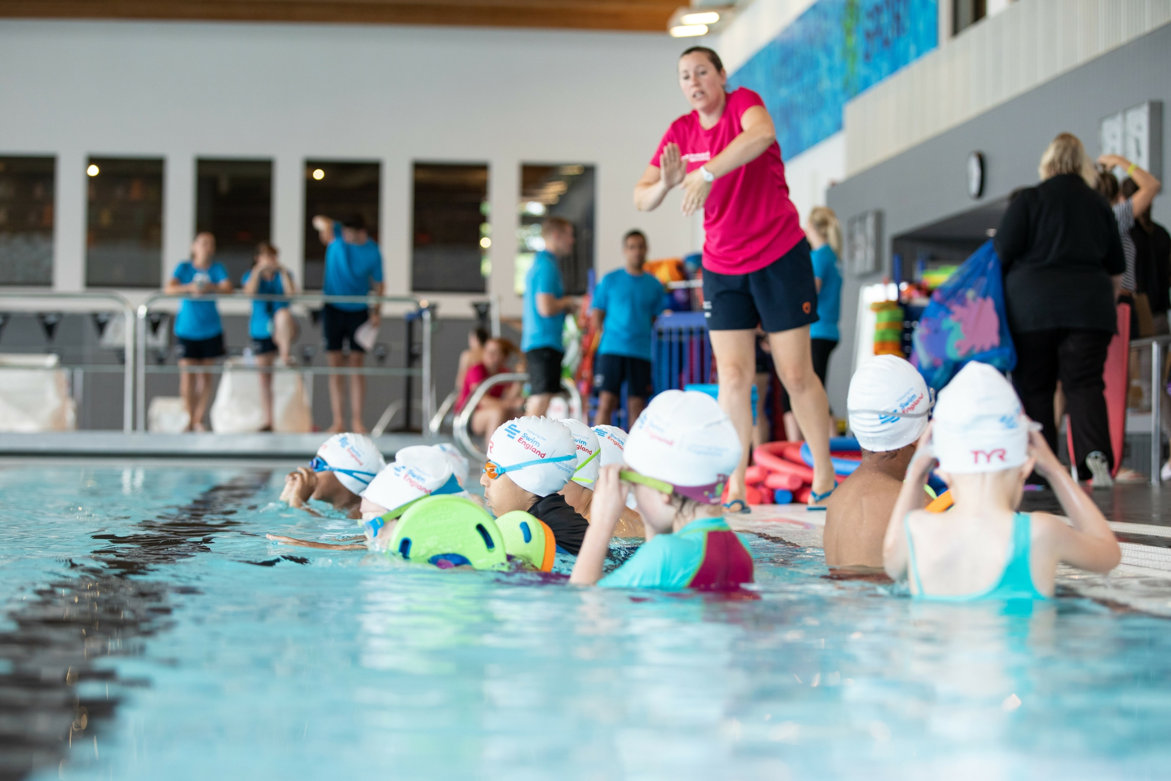 Launch of new Swim England Qualifications video