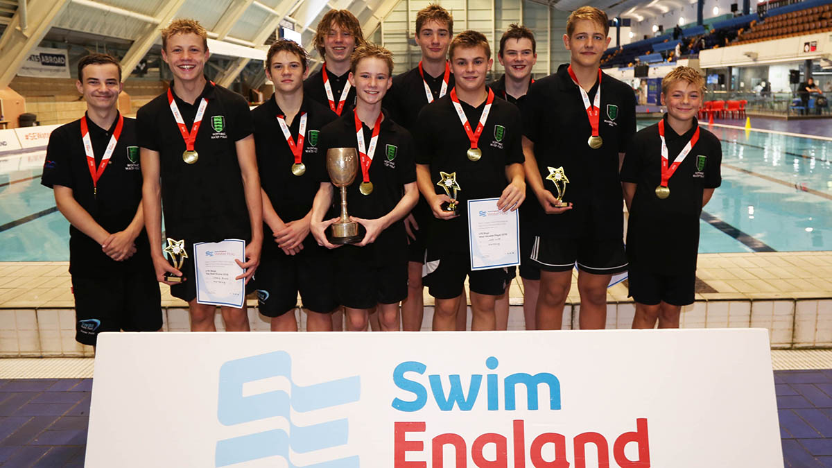 Worthing worthy winners of U15s National Age Group title