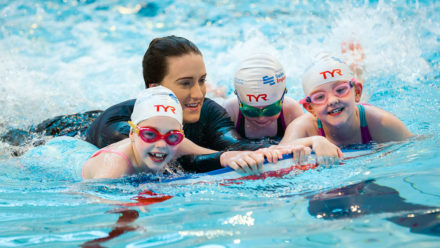 Four per cent rise in Swim England certificates issued