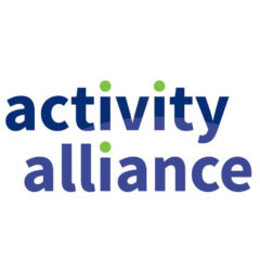 Activity Alliance logo.