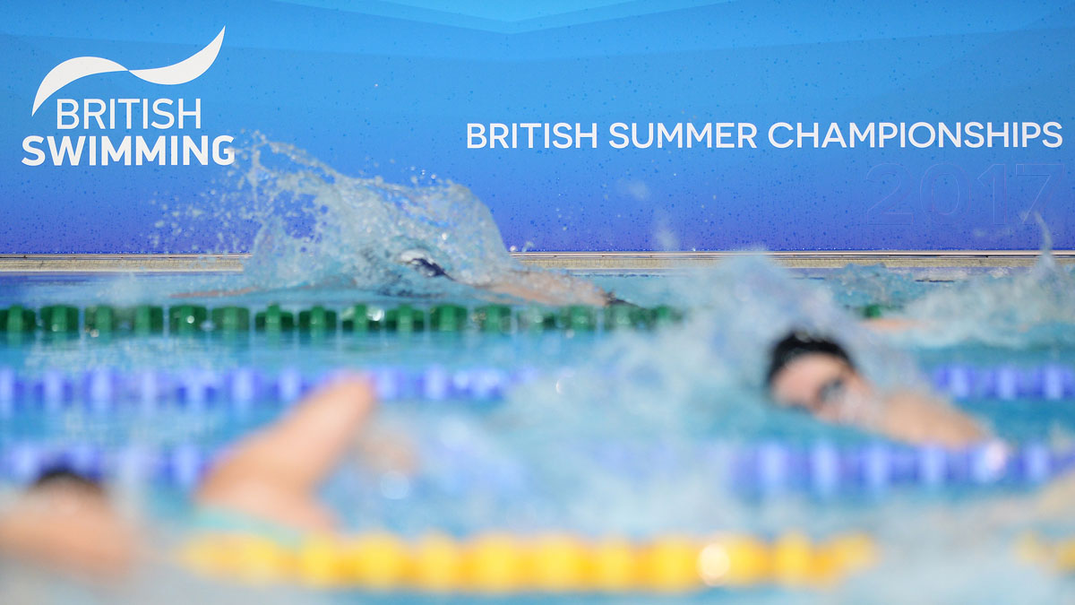 British Swimming Summer Champs