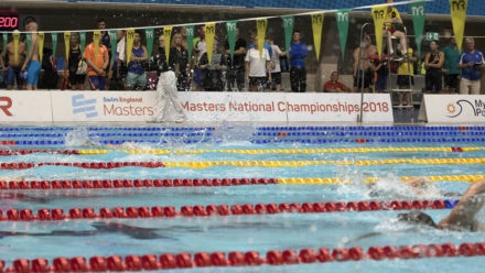 A successful day one at the Masters National Championships as more records tumble