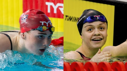Anderson and Summers-Newton on BBC Young Sports Personality shortlist