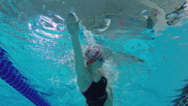 Tips for improving your front crawl breathing