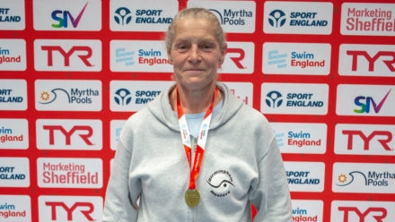Two world records fall at penultimate session of Masters National Champs