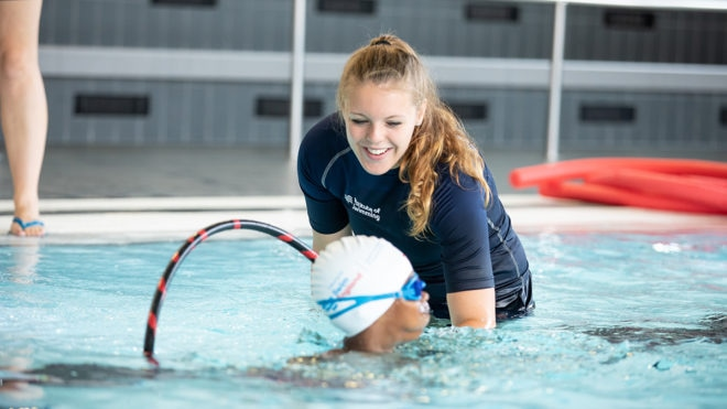 David Lloyd Clubs to 'grow their own teachers' thanks to Institute of Swimming