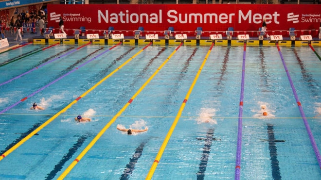 Swim England reveals dates for 2019 competitive events