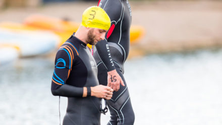 FINA guidance on wearing wetsuits