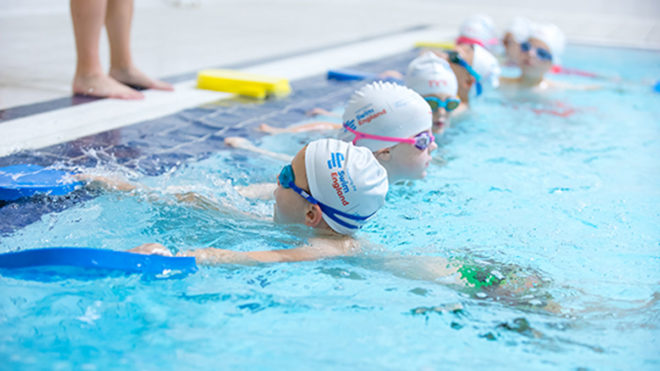 Swimming and the national curriculum