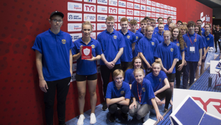 Cheshire finish top of Division Two at County Team Championships