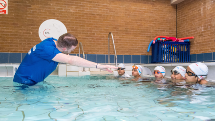 Swim England parents and curriculum swimming research 2017