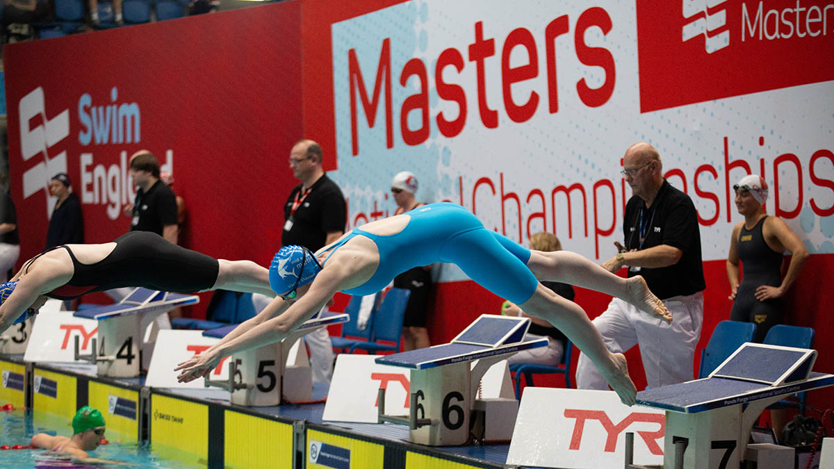 How to apply to be Chair of the Swim England Masters Working Group