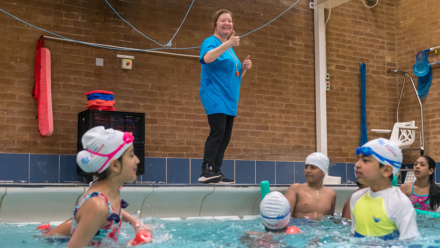 Swim England schools research 2015