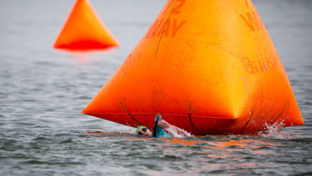 Tips for open water turning buoys