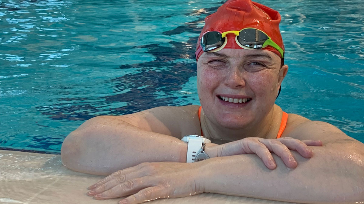 #LoveSwimming: moving medicine