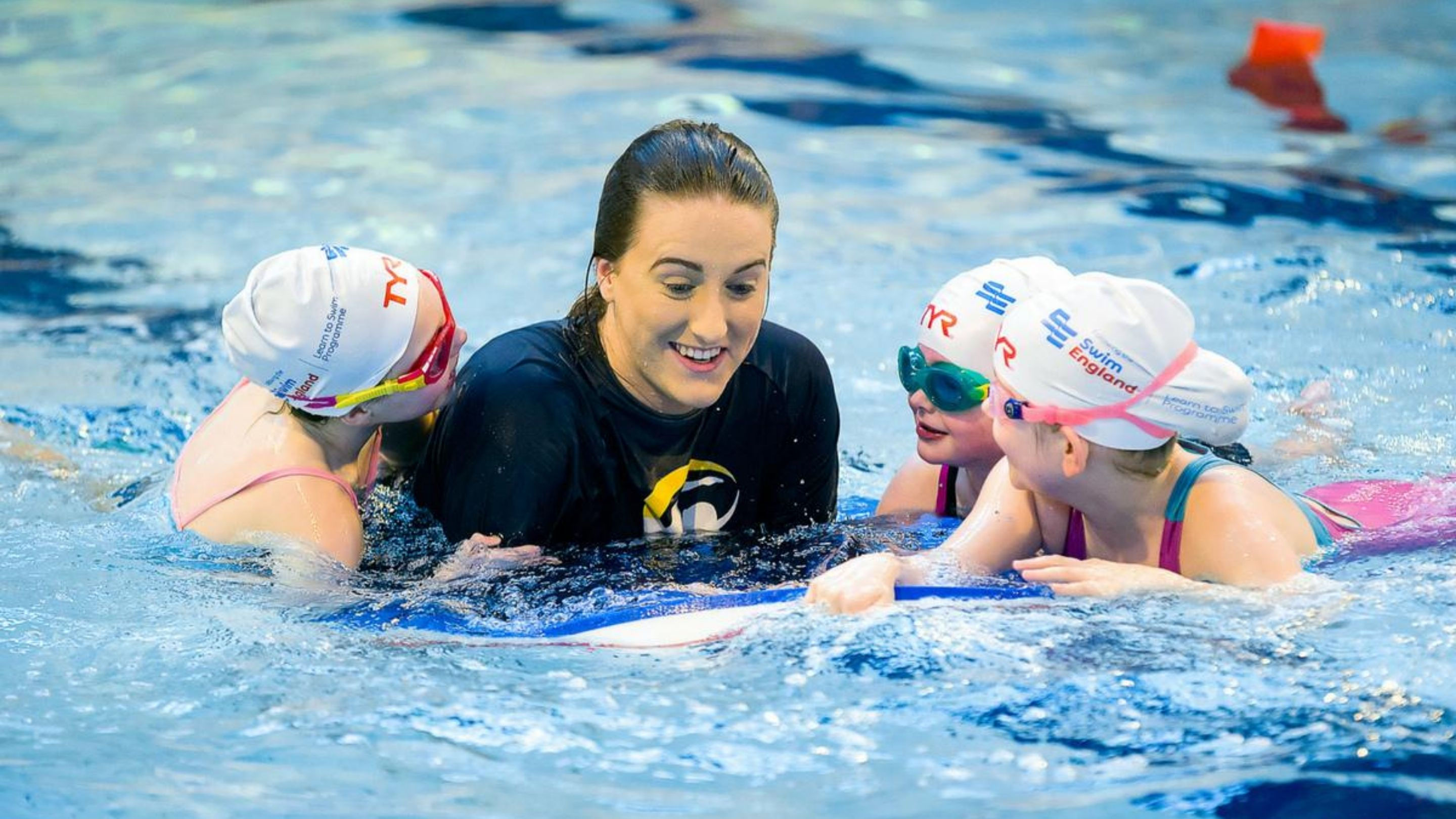 Teaching Aquatics to Children with Learning Difficulties