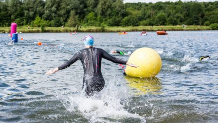Starting open water sessions at your club