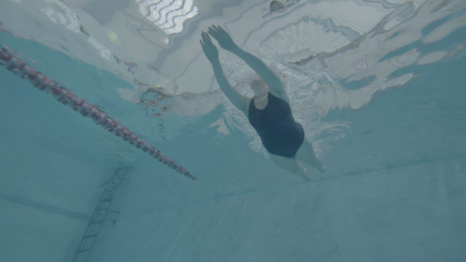 #LoveSwimming story from Maria Davey