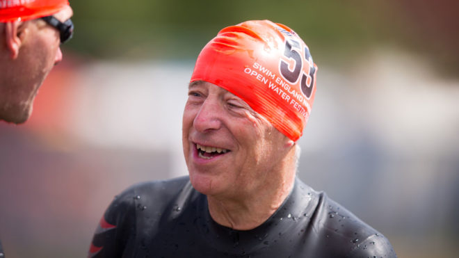 About the Open Water National Masters Championships.