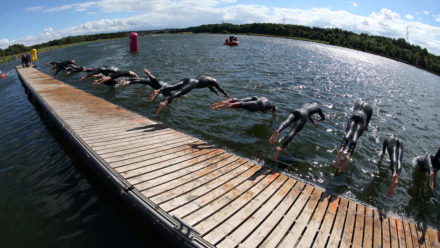 Open water taster sessions will promote health benefits of swimming