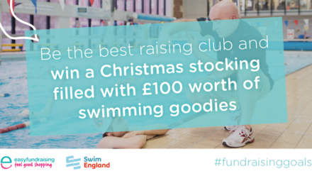 Get fundraising this Christmas with easyfundraising