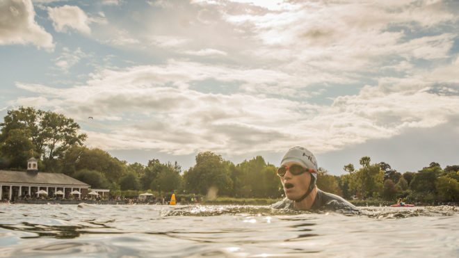 The health benefits of open water swimming