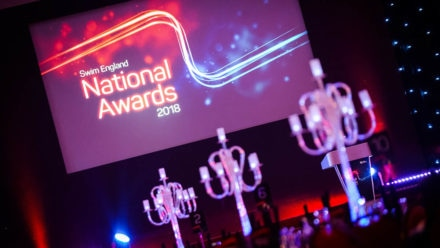 Swim England National Awards 2018 roll of honour