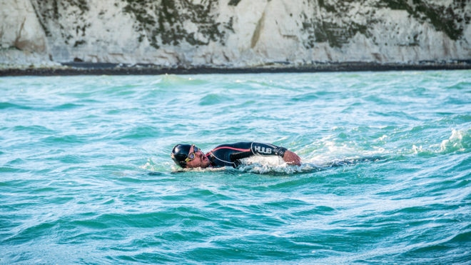 Ross Edgley set to complete 2,000-mile Great British Swim