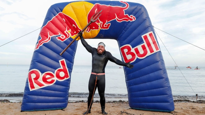 Ross Edgley reflects on completing the Great British Swim