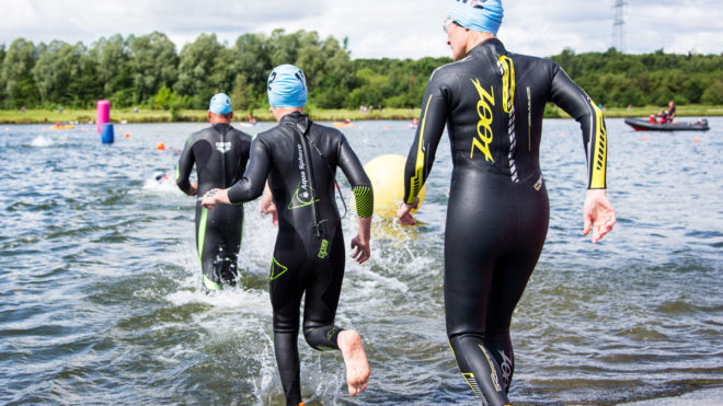 How to stay safe in open water