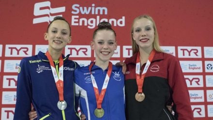 Robyn Swatman bounces back to seal solo gold